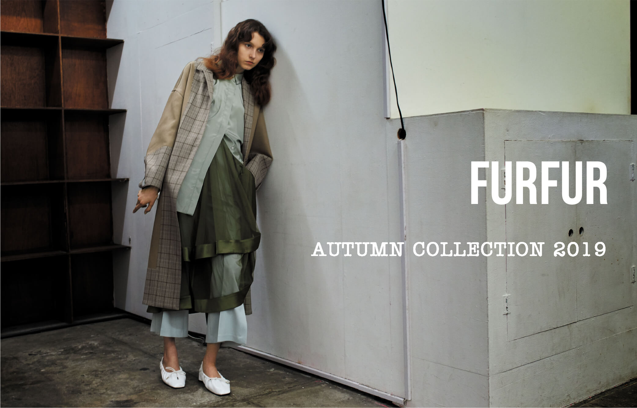 """2019 AW 1st COLLECTION BOOK"""""""