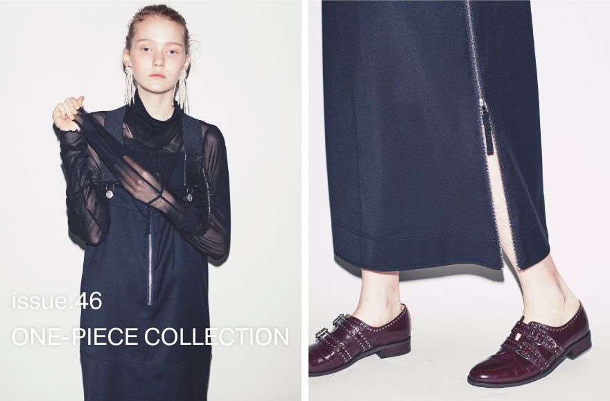 ISSUE.46 OUTER COLLECTION