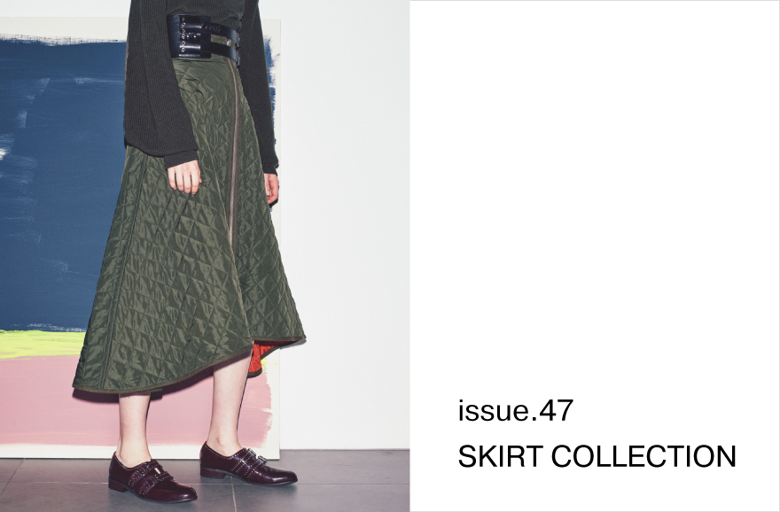 ISSUE.47 SKIRT COLLECTION