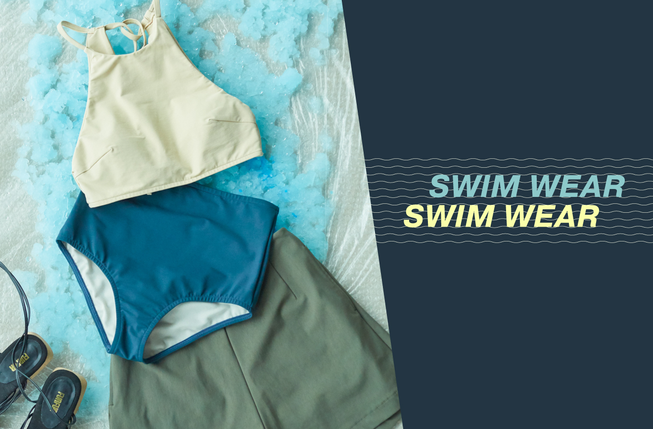 issue.57 SWIM WEAR