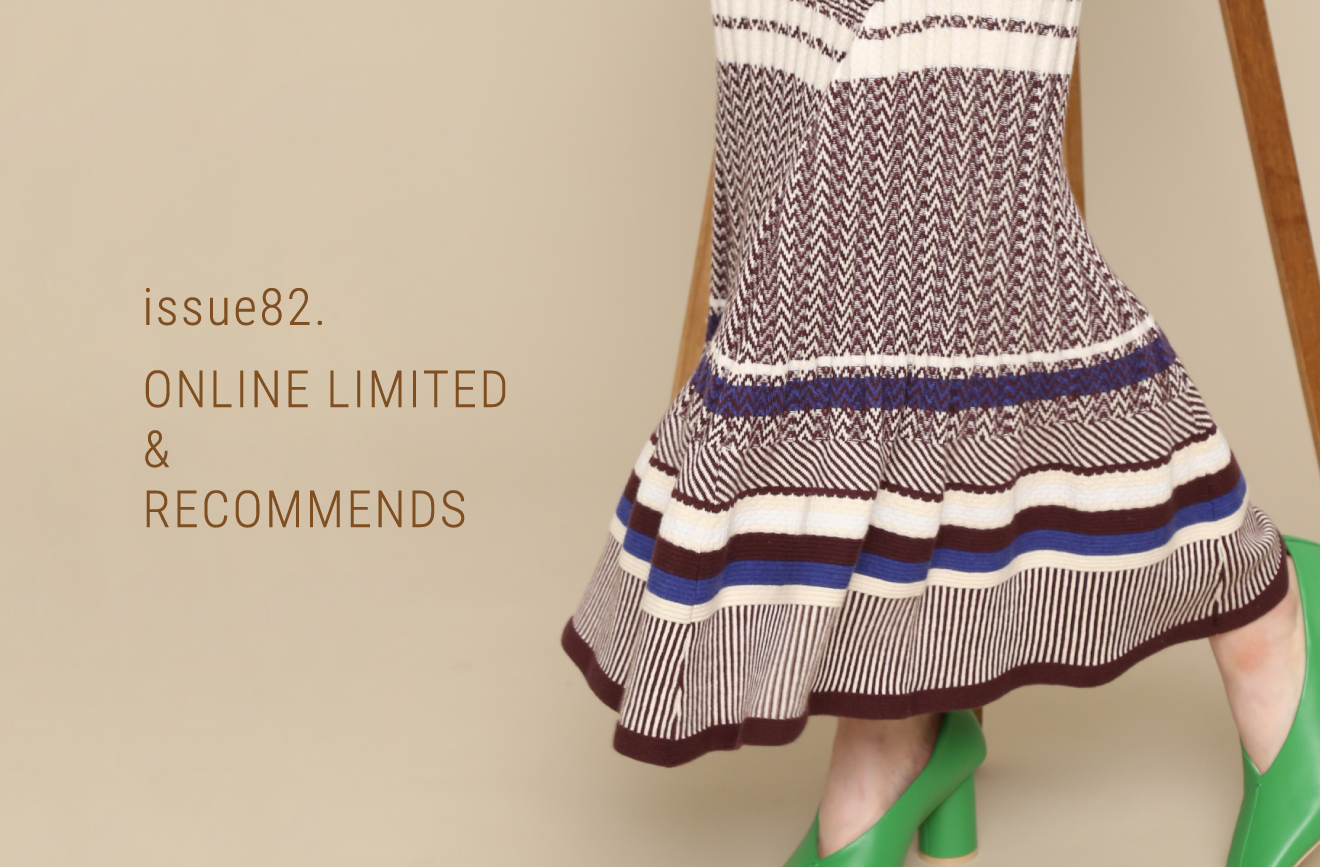 ISSUE.82ONLINELIMITED&RECOMMENDS