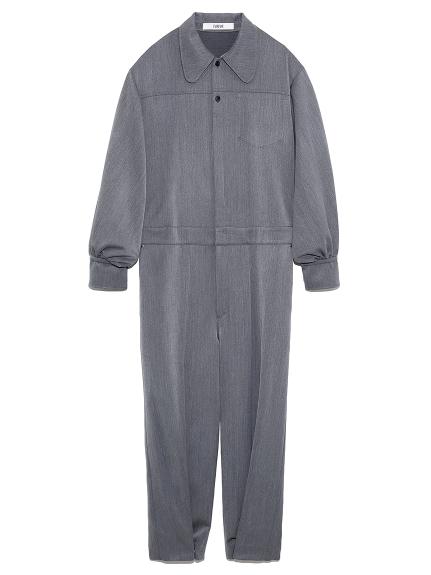 レディジャンプスーツ(GRY-F)