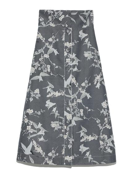 花鳥風月スカート