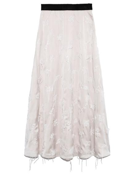RoseTatooスカート