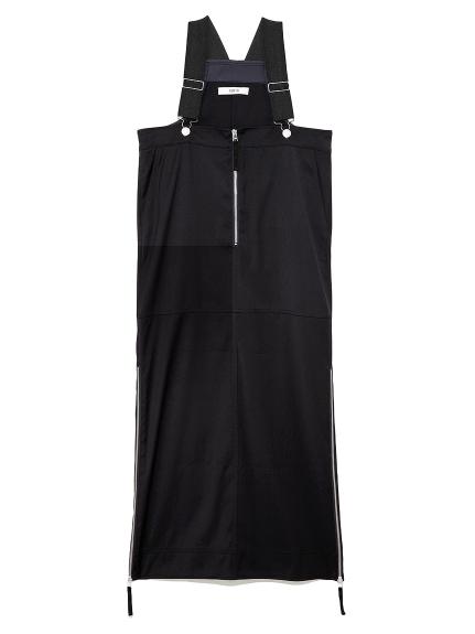 パラシュートユニットロングスカート