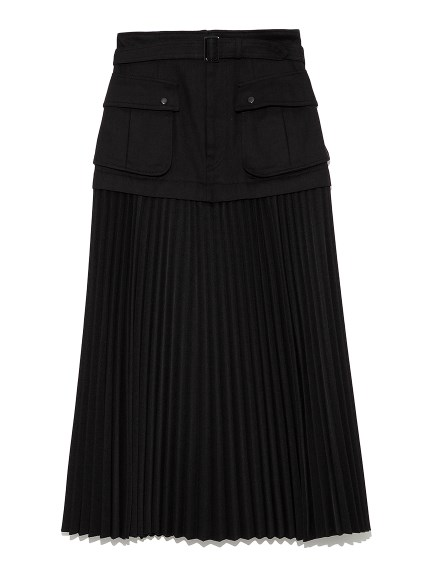 ジャンプジャケットスカート