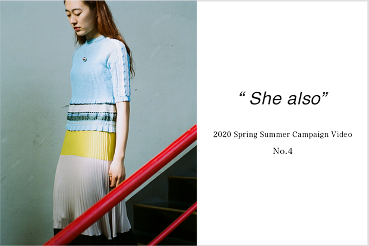 2020 Spring Summer Campaign Video