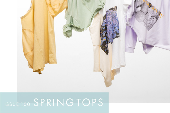 ISSUE.100SPRINGTOPS