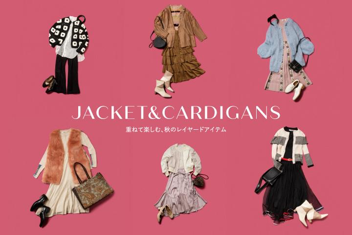 JACKET&CARDIGANS