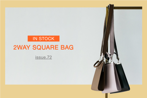 ISSUE.72 ORIGINAL BAG