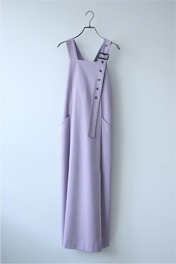 TRENCH BELT DRESS