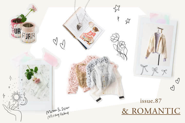 ISSUE.87 & ROMANTIC