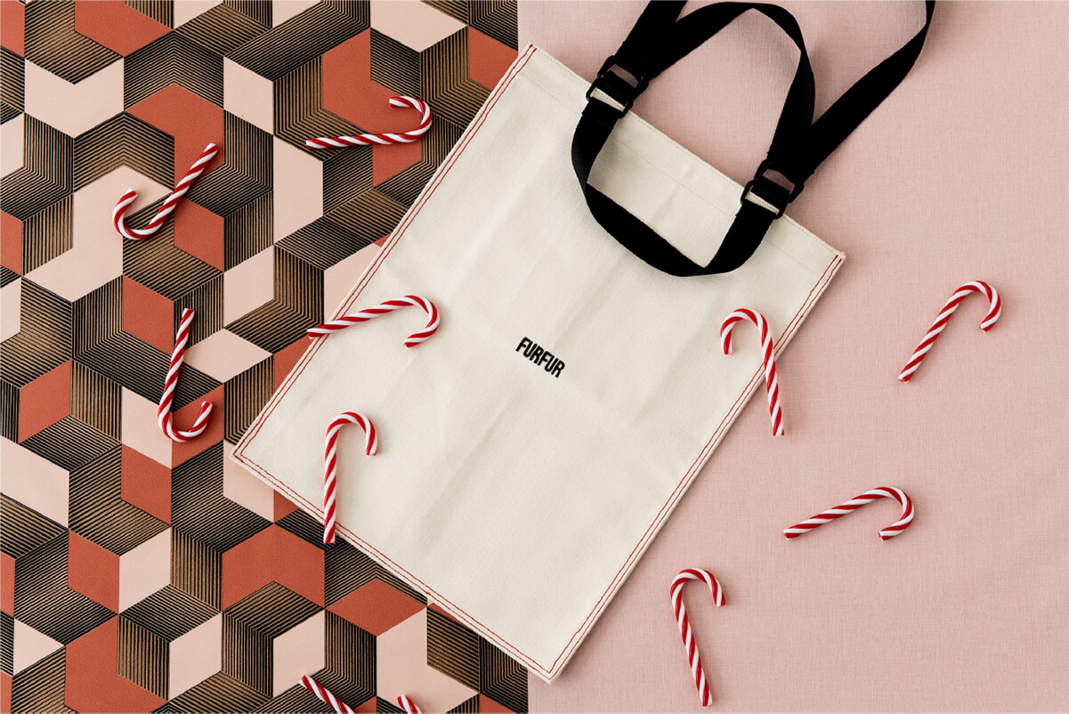 FURFUR Tote Bag