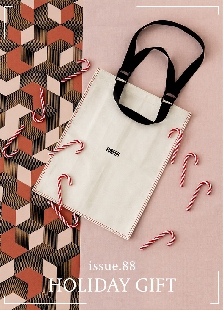 issue.88 HOLIDAY GIFT