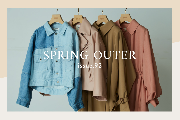ISSUE.92 SPRING OUTER
