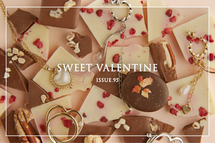 ISSUE.95 SWEET VALENTINE
