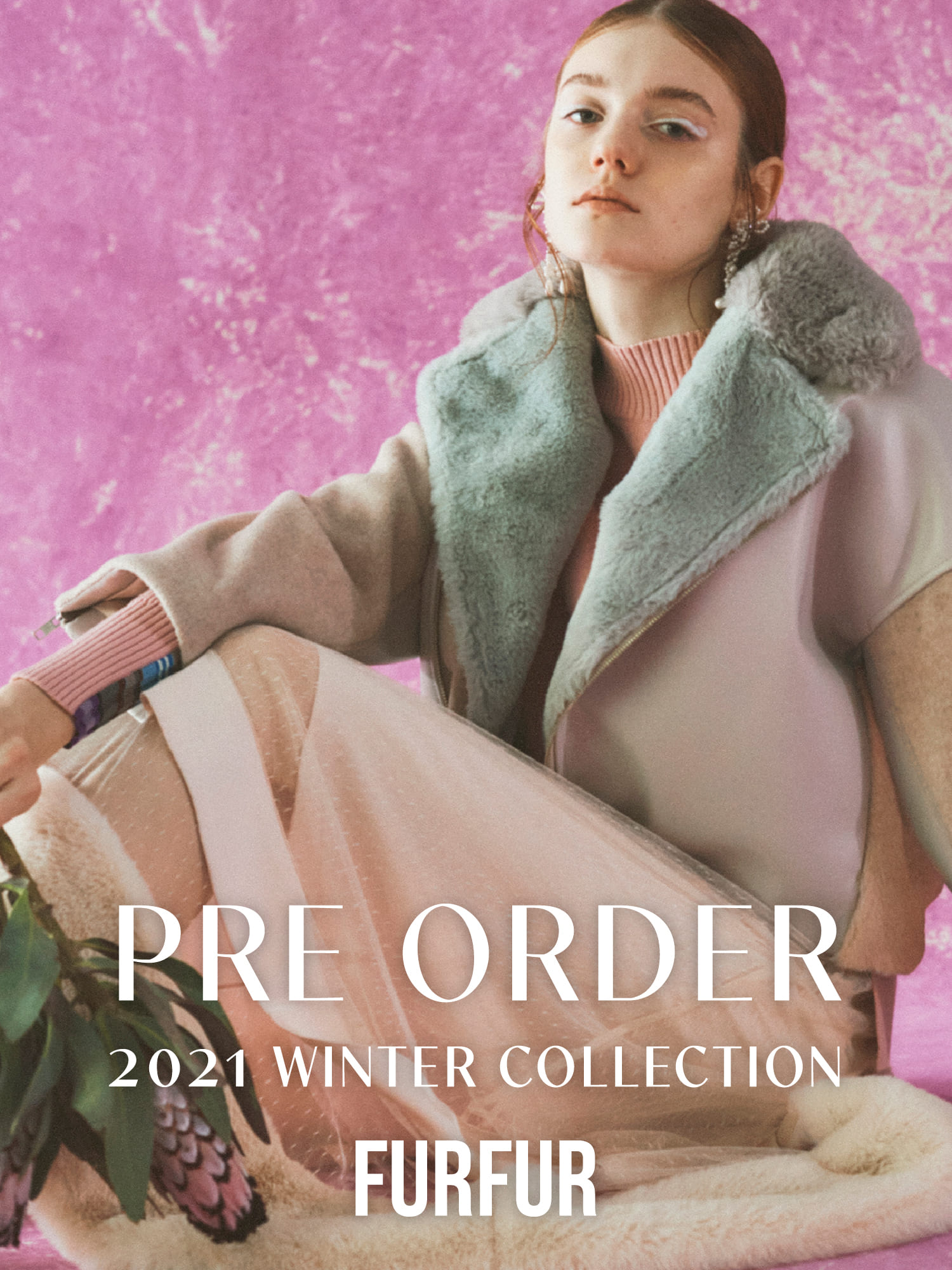 PRE ORDER 2021 WINTER COLLECTION
